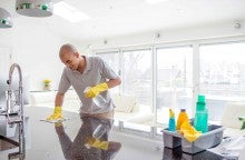While you're cleaning the house, make sure your budget is just as spotless.