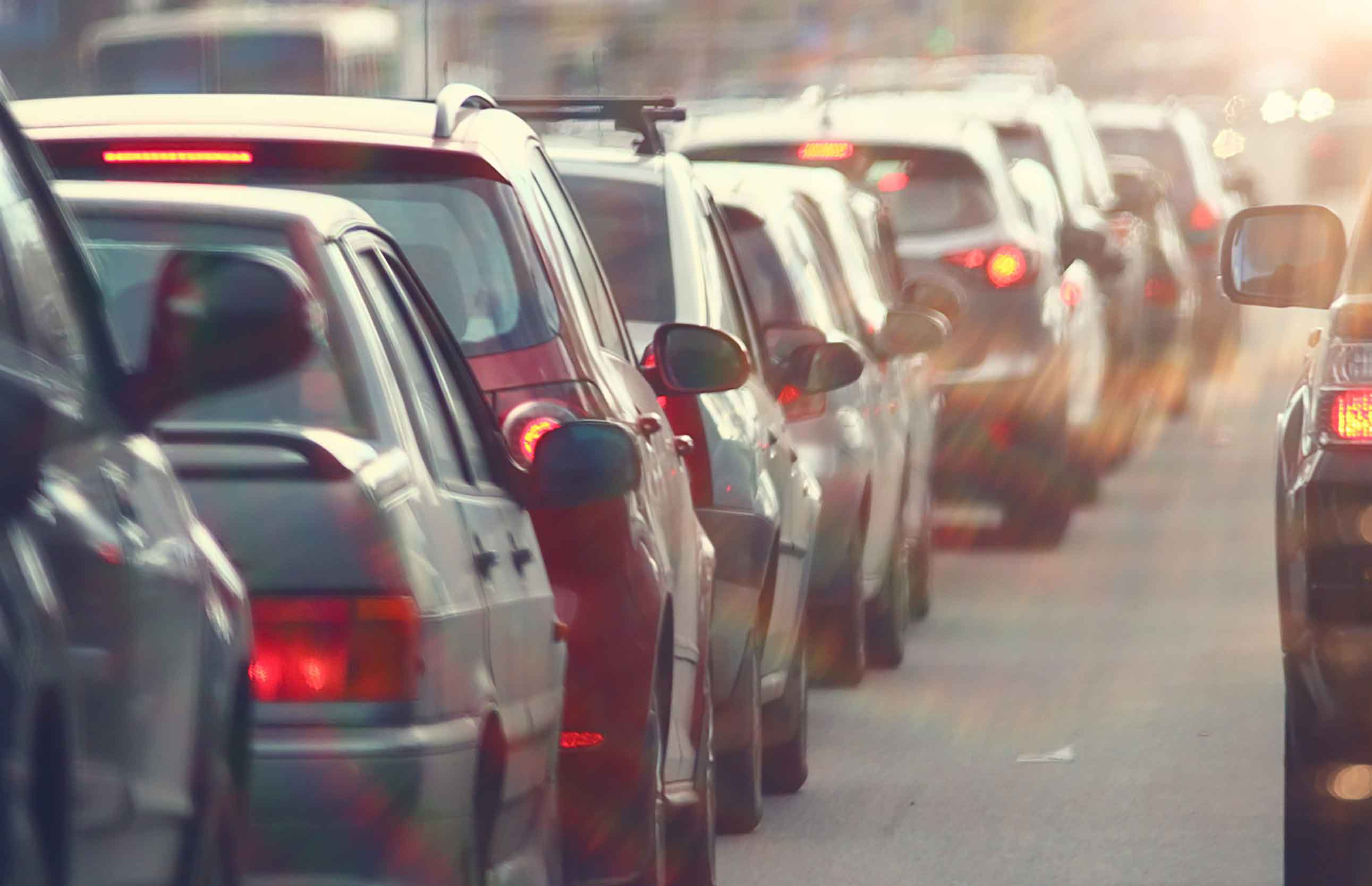 You definitely don't want to be stuck in rush hour in these most gridlocked cities in America.