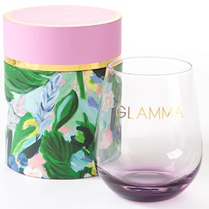 Papyrus Glamma stemless wine glass