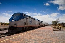 The Amtrak Guest Rewards World Mastercard rewards spending with points that save on train tickets.