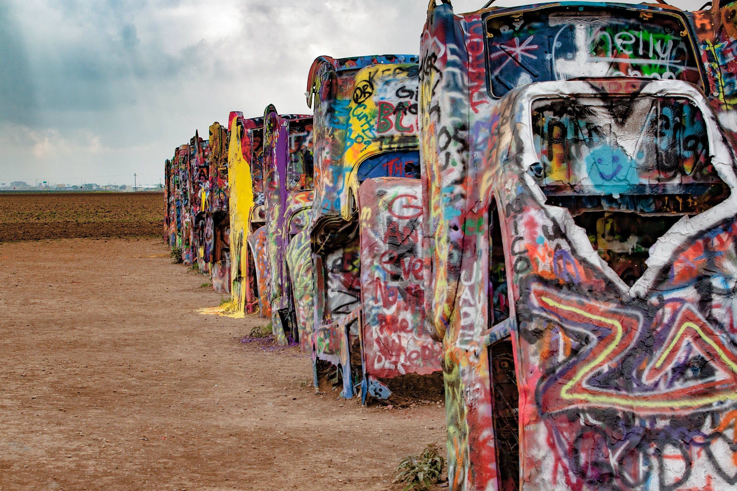 How To Lease A Car With Bad Credit >> The 10 Best Roadside Attractions in America | Credit.com