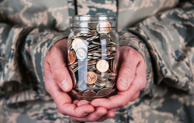 Money might not seem like a priority when it comes to the military, but it plays a much bigger role than you might think.