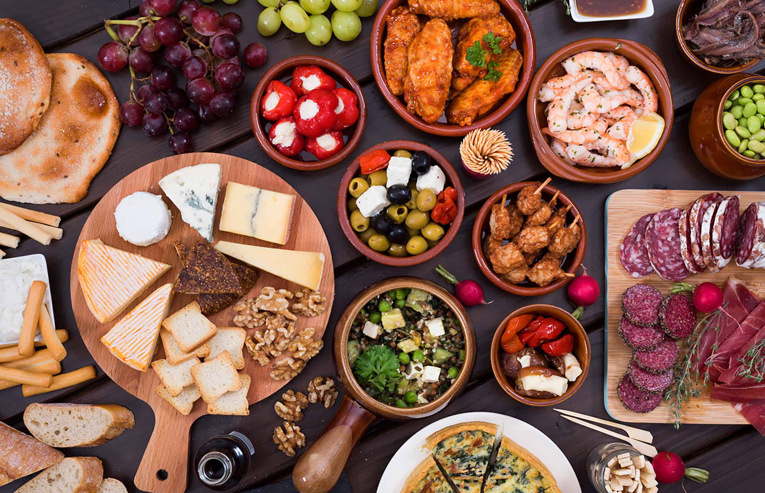 If you love to eat, you'll want to check out our top picks for some of the best foods the world has to offer.