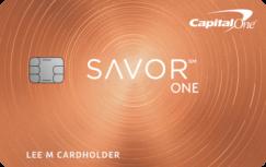 Capital One SavorOne