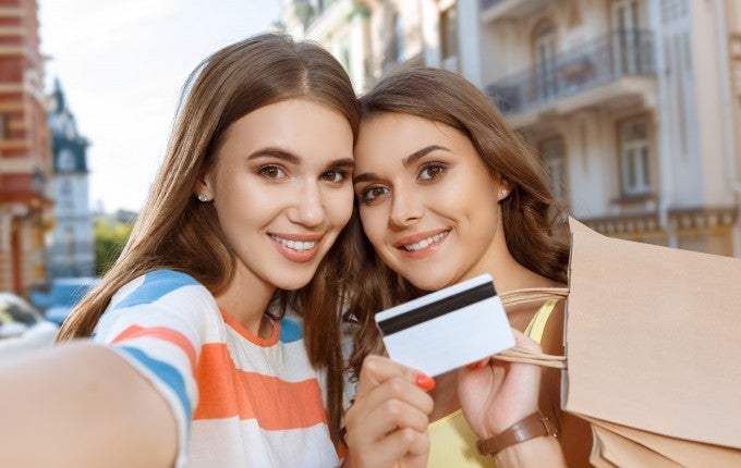 credit cards for black friday shopping spree