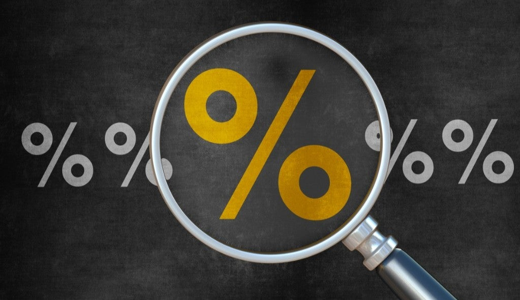 Interest rates increase