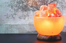 Salt Lamp Obsession Drives Floridian into Debt