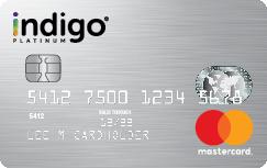 Indigo Platinum Mastercard Credit Card