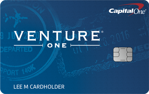 Capital One Venture One Rewards Credit Card