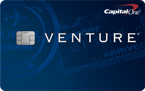 Capital One® Venture® Rewards Credit Card card image