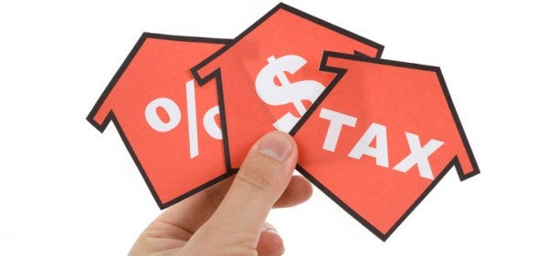 Property Tax Your Mortgage Credit Com