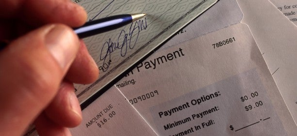 The Ins and Outs of Paying by Check