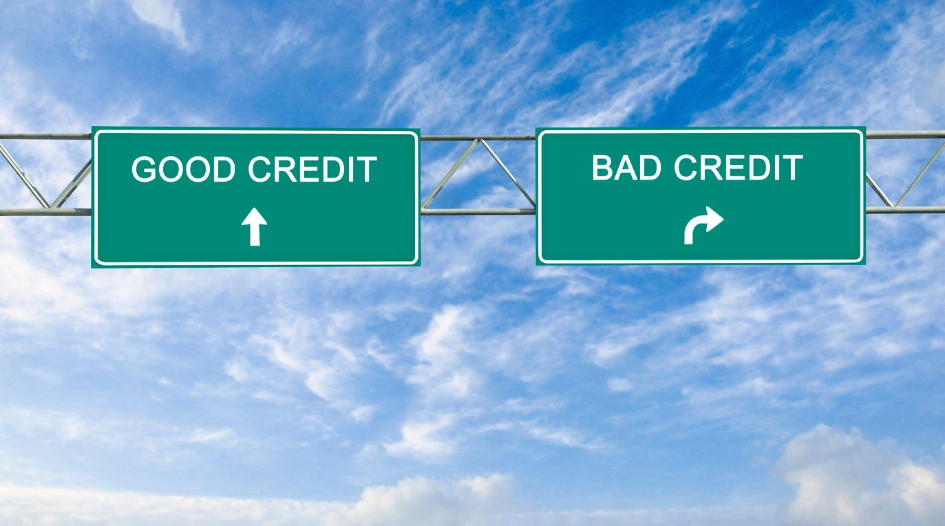 Just How Bad Is My Bad Credit Score Credit Com