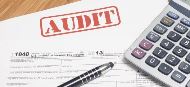 A Tax Audit: Will It Happen to You?