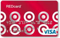 red target credit card
