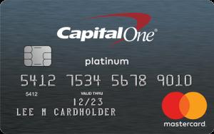 Capital One Platinum
