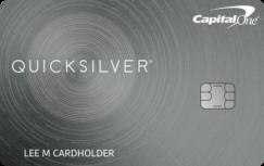 Capital One Quicksilver Cash Rewards Credit Card 4-12-2017