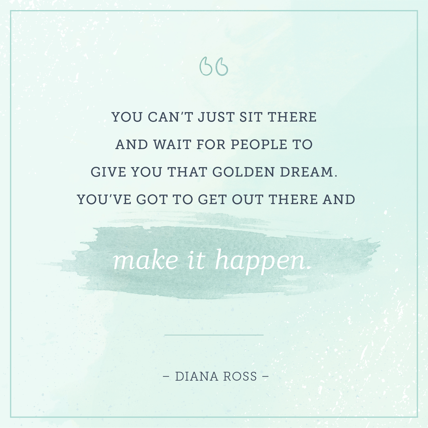 make it happen diana ross