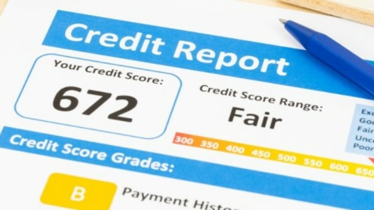 What Is A Fair Credit Score Credit Com